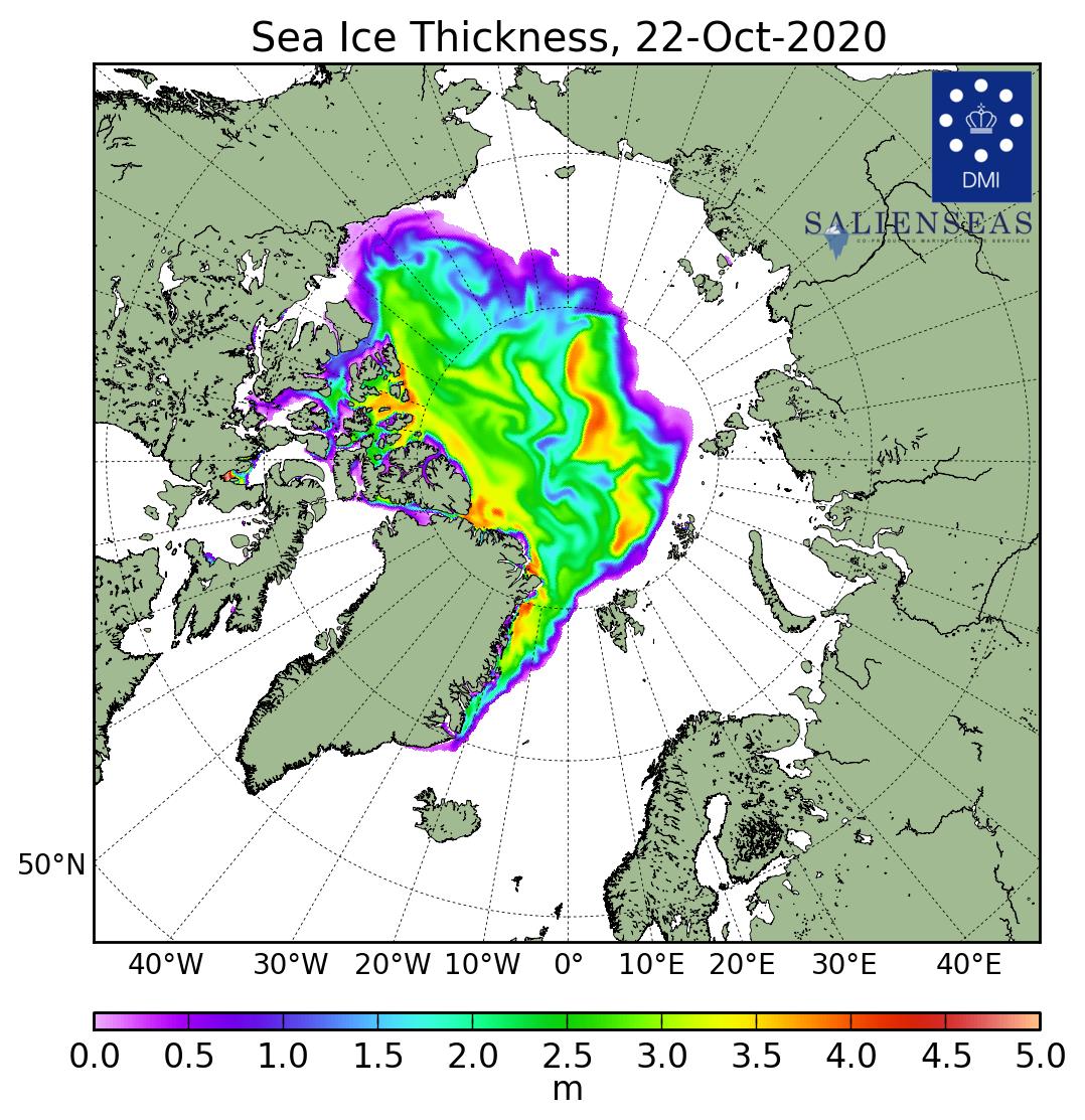 Arctic dikte 2020_10_22